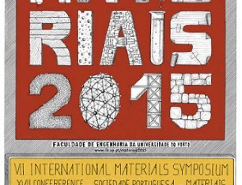Presença na Sociedade Portuguesa de Materiais