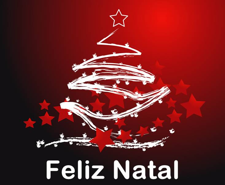Feliz Natal E Um Feliz Ano Novo Weldndt